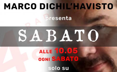 10:05 Sabato