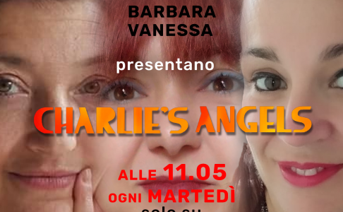 11:05 Charlie's Angels